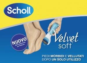 Buono sconto Scholl Velvet Soft