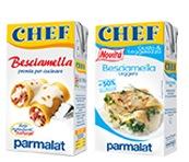 Buoni sconto Parmalat, besciamella Chef