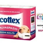 Buoni sconto Scottex carta igienica