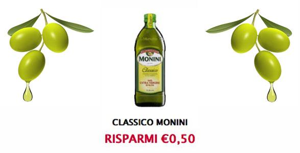 Buoni sconto olio di oliva