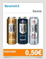 Buono sconto birra Bavaria