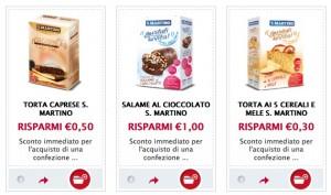 Coupon per torte - Risparmia con San Martino