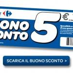Anche a Maggio coupon Carrefour