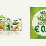 Buono sconto Stevia dolcificante