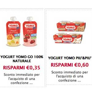 coupon yomo