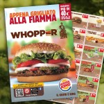 coupon da stampare burger king