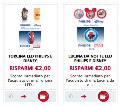 Su Buonpertutti nuovi coupon Philips