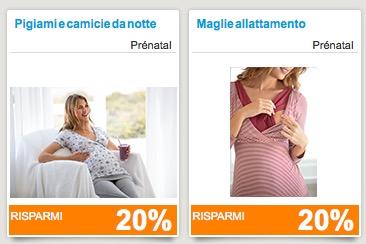 Buoni sconto Prenatal da stampare