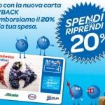 Carrefour Express, spendi e riprendi un buono spesa