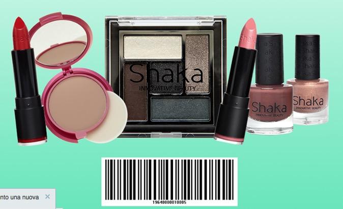 coupon da stampare Shaka