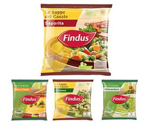 Buoni sconto Zuppe Findus