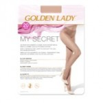 Buoni sconto collant Golden lady my secret