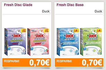Duck Fresh sono tornati i buoni sconto