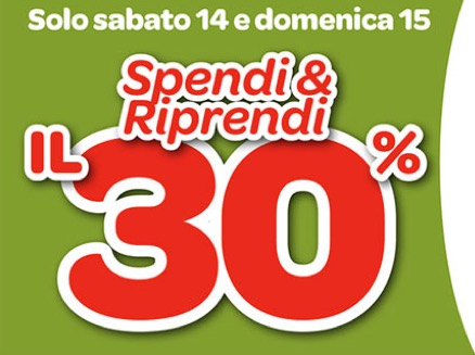 carrefour Spendi & Riprendi macelleria