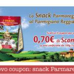 Nuovo coupon: snack Parmareggio