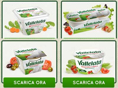 Coupon Vallelata da stampare