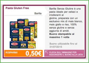 Coupon Barilla Gluten Free