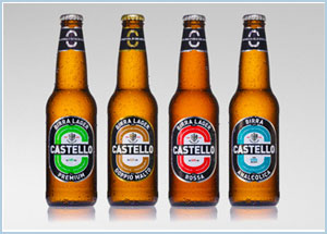 coupon birra castello