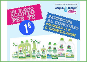Coupon Chanteclair Vert da Acqua&Sapone