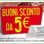 Coupon Conad da 5 euro reparto macelleria