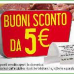 Coupon Conad da 5 euro reparto macelleria