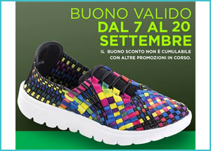 Coupon scarpe Pittarello
