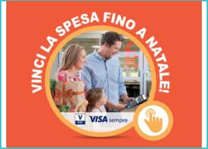 Vinci la spesa con il concorso Famila