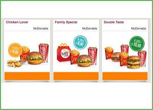 coupon mcdrive - Buoni sconto McDrive di McDonald. Stampali subito