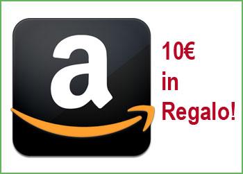 Codice sconto Amazon da 10€