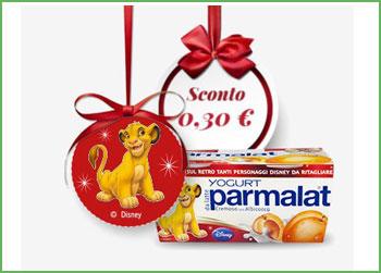 Buoni sconto Yogurt Parmalat
