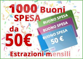 Acqua e Sapone concorso, vinci 2 Fiat 500 e 1.000 buoni spesa