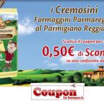 Buono sconto Cremosini Parmareggio