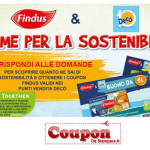 Coupon Findus e Supermercati Decò