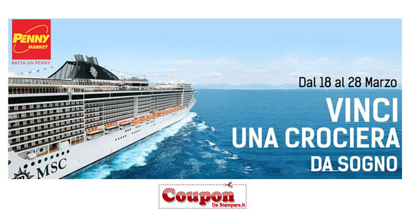 Coupon Crociera