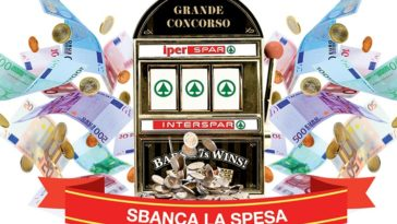Sbanca la spesa con Despar e la slot machine