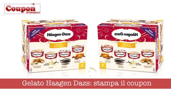 Gelato Haagen Dazs