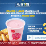 coupon merenda mcdonald