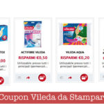 Coupon Vileda da Stampare