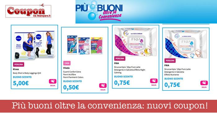 Acqua e sapone coupon da stampare e buoni sconto for Buoni coupon