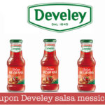 Coupon Develey salsa messicana