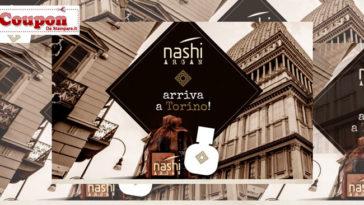 Coupon omaggio Nashi Argan