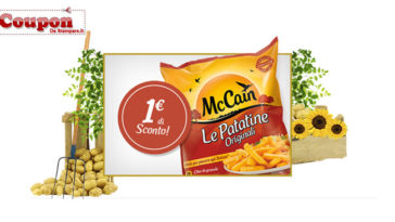 Coupon McCain Le Patatine Originali