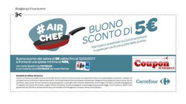 Stampa il buono sconto Carrefour