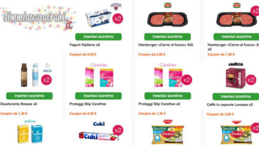 pazzi per le offerte 2017 364x205 - Coupon digitali Pazzi per le offerte 2017