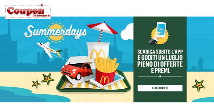 summerdays mcdonalds