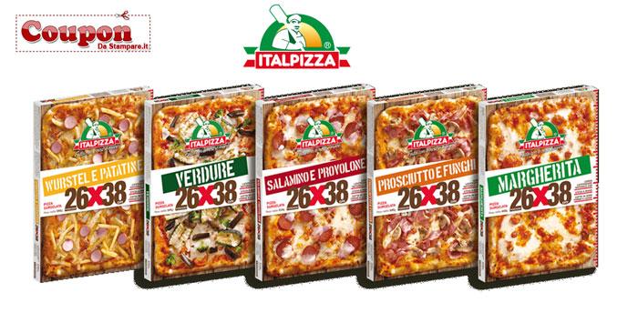 Buono sconto Italpizza