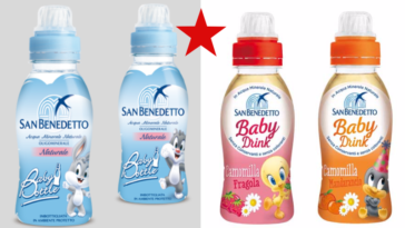 Coupon San Benedetto Baby