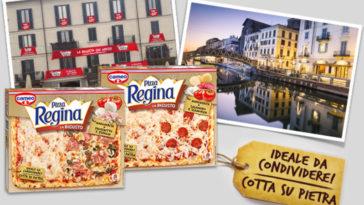 Buoni sconto Pizza Regina