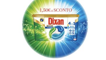 Coupon Dixan Disc
