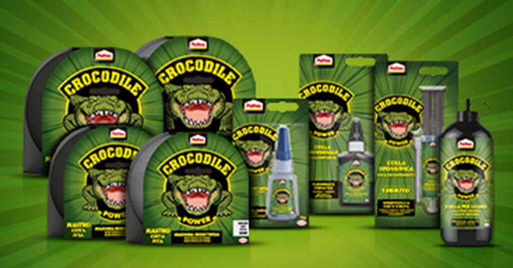 Buono sconto Pattex Crocodile Power